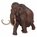 Woolly Mammoth Prehistoric Ice Age Animal Statue 27""