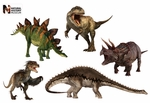 Jurassic World Dinosaur Group Wall Stickers