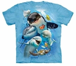 Ocean Selfie Youth T-shirt