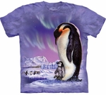 Papa Penguin Youth & Adult T-shirt