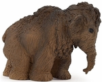 Papo Museum Quality Baby Mammoth Model Prehistoric Toy Figure
