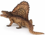 Papo Museum Quality Dimetrodon Model Reptile Toy Figure