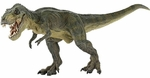 Papo Museum Quality Green Running T-rex Model Dinosaur Toy Figure