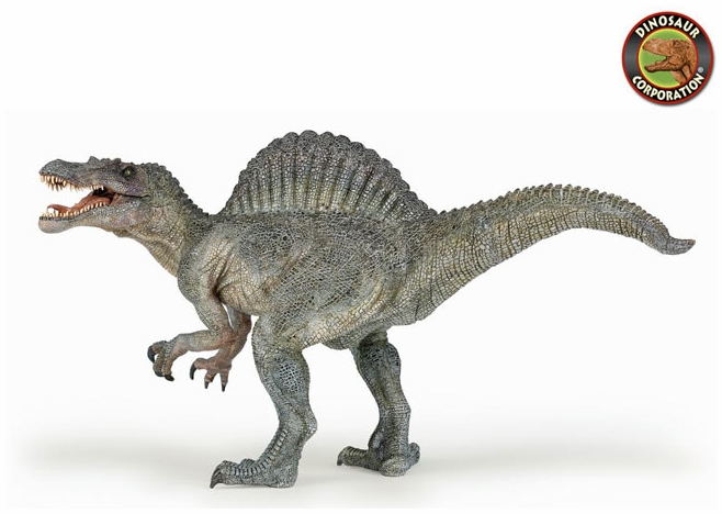Toy Model Gallery : Papo spinosaurus model dinosaur toy collectible replica