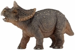 Papo Triceratops Model Dinosaur Toy Figure