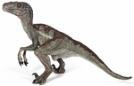 Papo Velociraptor Model Dinosaur Toy Figure