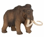 Papo Museum Quality Woolly Mammoth Model Prehistoric Toy Figure 8 inch