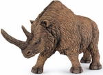 Papo Woolly Rhino Model Mammal Toy Figure