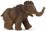 Papo Museum Quality Young Mammoth Model Prehistoric Toy Figure 4 inch