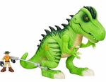 Playskool Heroes Jurassic World T-Rex Toy Figure
