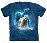 Polar Collage Youth & Adult T-shirt