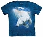 Polar Bear Dive Youth & Adult T-shirt