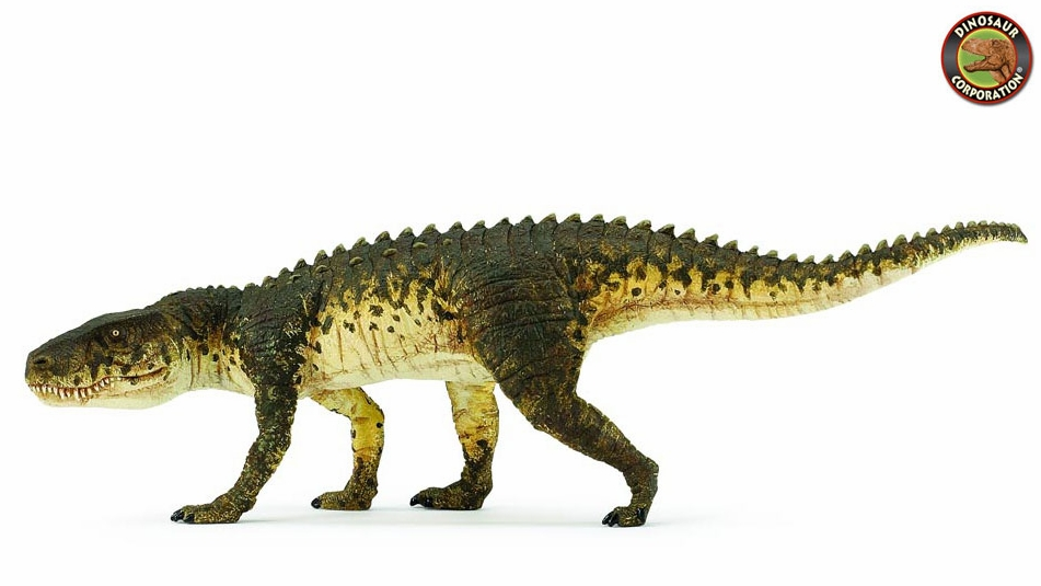 Safari Postosuchus Dinosaur Realistic Model Replica ...