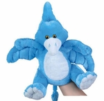 SPECIAL OFFER: Pteranodon Plush Puppet Toy with Roaring Sound, 16 inch