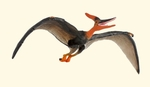Pteranodon CollectA Deluxe Prehistoric Reptile Scale Model