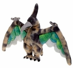 "Large Pteranodon Cuddly Soft Plush Dinosaur Toy 20"", 3pcs."