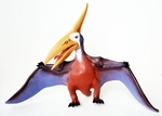 Large Flying Dinosaur Pteranodon Toy, 20 inch