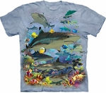 Reef Sharks Youth & Adult T-shirt