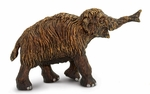 Woolly Mammoth Baby Safari Ltd Scaled Model