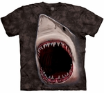 Shark Bite Face Youth & Adult T-shirt