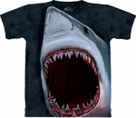 Shark Bite Youth & Adult T-shirt