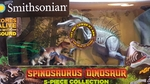 Smithsonian Jurassic World Realistic Spinosaurus with Sound Play Set