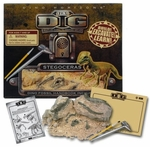 Stegoceras Fossil Skeleton Excavation Dig Kit