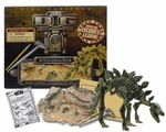 Stegosaurus Fossil Skeleton Excavatio Dig Kit
