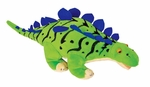 Medium Stegosaurus Cuddly Soft Dinosaur Plush Toy 12""
