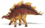 Stegosaurus Safari Carnegie Dinosaur Scale Model Toy