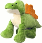 Jurassic Stegosaurus Stuffed Dinosaur  Animal Figure Plush Toy 16 inch