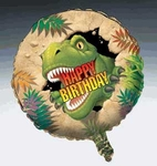 T rex Birthday Party Balloon, 18""