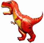 Giant T-rex Birthday Dinosaur Balloon 68 inch