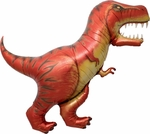 Giant T-rex Super Shape  Dinosaur Balloon 47""