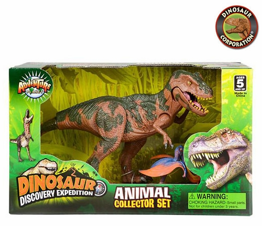 Discovery Kids 8 L Spinosaurus Dinosaur Removable Skin Skeleton Figure Ages 5