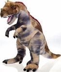 "Large T-rex Cuddly Soft Dinosaur Plush Toy 19"", 3pcs."