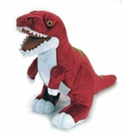 Wild Republic T-rex Dinosaur Plush Soft Touch Toy, 15""