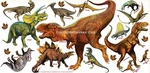 The Best of Dinosaur Wall Stickers
