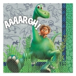The Good Dinosaur Beverage Napkins, 16 pcs