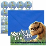 The Good Dinosaur Invitations
