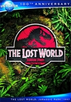 The Lost World, DVD