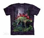 Jurassic World Stegosaurus Dinosaur Graphic T-shirt