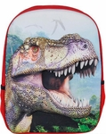 Jurassic World 3D T-rex Dinosaur Backpack