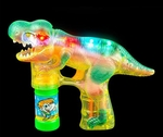 T-rex Bubbles Blower Toy with Light & Sound