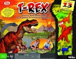 T-rex Battle Board Prehistoric Dinosaur Game