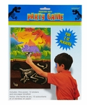 T-rex Dinosaur Party Skeleton Game