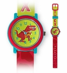 Crocodile Creek T-rex Dinosaur Watch