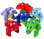 Baby T-rex Soft Plush Toys, 12 pcs
