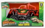 4x4 T-rex Off Road Truck Dinosaur Toy