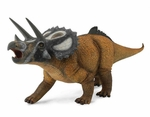 SPECIAL OFFER: Triceratops CollectA Toy Prehistoric Dinosaur Scale Model, 28 inch